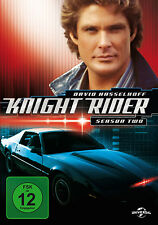 6 DVDs * KNIGHT RIDER - KOMPLETTE SEASON 2 - David Hasselhoff  # NEU OVP +