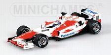 Minichamps 400040017 Toyota TF104 2004 O. Panis 1:43 NEU & OVP