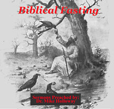 Biblical Fasting Preaching CD's Dr Mike Holloway KJV