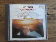 CD WAGNER MAGIC FIRE MUSIC