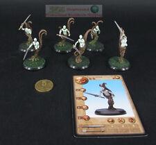 RACKHAM Confrontation Sylvan ANIMAE IMMORTALE DESTINO unità BOX figura gioco wfel 08