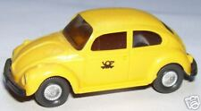 WIKING VW COCCINELLE HO 1/87 DEUTSCHE POST POSTE PTT