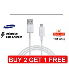 Genuine Original Samsung Galaxy S6 S7 Edge S5 Fast Charge Data USB Lead Cable