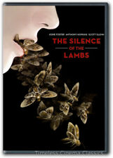 The Silence of the Lambs DVD New Jodie Foster Anthony Hopkins Scott Glenn
