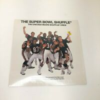 "The Chicago Bears Shufflin' Crew The Super Bowl Shuffle 1985 12"" EP VG++"