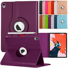 """For Apple iPad 10.2"""" 8th Generation Magnetic Rotation Case Folding Stand Cover"""