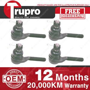 4 Pcs Trupro Outer Inner Tie Rod for DODGE PHOENIX AP2 DB6 DC6 DD6 DE6 DF6 DG6