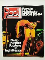 RARE CIAO 2001 26-1974 DEEP PURPLE-STEELEYE SPAN-JAMES TAYLOR-RAINBOW-KIM FOWLEY