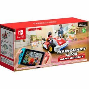 Mario Kart Live: Home Circuit - Mario Set (Nintendo Switch, 2020)