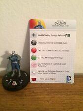 heroclix DC Justice League Trinity War Owlman #026