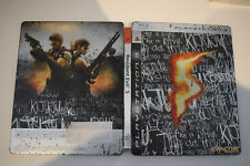 resident evil 5 re5 re 5 edition steel book box steelbook ps3 ps 3 playstation 3