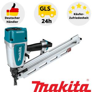 Makita AN924 Druckluftnagler pneumatischer Nagler Sologerät Tacker