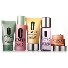1 PC Clinique Daily Essentials Set Oily Skin Gel+Lotion+Makeup Remover 5pcs#3726