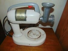 Vintage Dormeyer Power Chef Model 4200 Food Fixer Mixer w/ food grinder