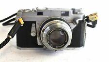 Konica III Seikosha - MXL 133583 Camera Hexanon Rangefinder Konishiroku f = 48mm