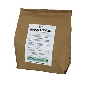 All-Green Compost Activator – Humification Agent for Compost Heaps