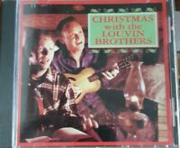 Christmas With The Louvin Brothers - CD - Rare