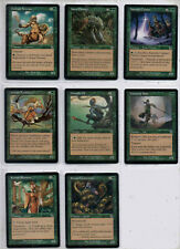 New listing Mtg 8 Green Torment +other-Centaur Veteran,Nantuko Clamer,Llanowar Elite