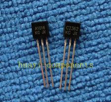 5pairs OR 10PCS 2SA1016K-G/2SC2362K-G 2SA1016KG/2SC2362KG 2SA1016K/2SC2362K