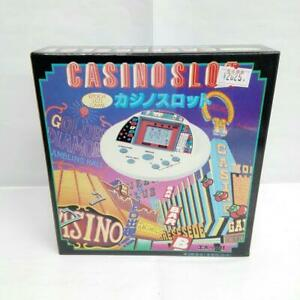 Epoch Game Watch LCD Game Casino slot Retro Vintage Rare Game