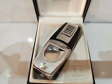 Working Colibri Quantum Cigar Jet Torch Lighter, Punch & Cutter Original Box