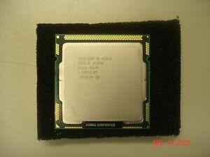 INTEL X3460 2.8GHZ QUADCORE 95W 8MB LGA1156 CPU LOT OF 3,  ALL TESTED GOOD SLBJK