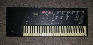 E-MU Systems EMAX II Synthesizer