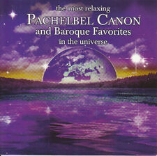 Various: [USA 2009] The Most Relaxing Pachelbel Canon and Baroque Favorites  2CD