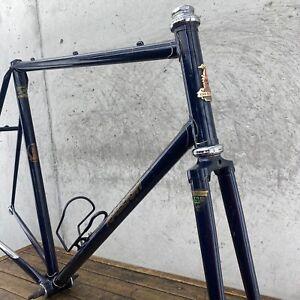 Raleigh Vintage Frame Set Reynolds 531 59cm 56cm Campagnolo Superbe Pro