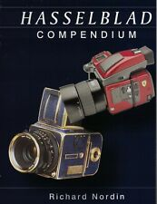 NEW HASSELBLAD COMPENDIUM BY RICHARD NORDIN, HARDCOVER W/DVD, FREE USA SHIPPING