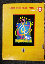 Music Expressions - Teachers Curriculum Package - Grade 2 - Alfred / Warner Bros