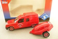 Solido Renault Fire Van and Pump Trailer S.D.I.  - French Fire Engine Model (2)