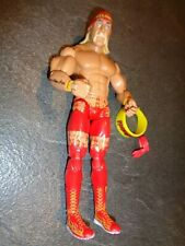 Hulk Hogan TNA Wrestling Figure with Accessories Rare Limited Edition