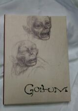 The Lord of the Rings Gollum Art Dvd/Book Vgc