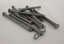 (10) 1/4 X 3-1/2 Clevis Pin Stainless Steel Slotted or Grooved