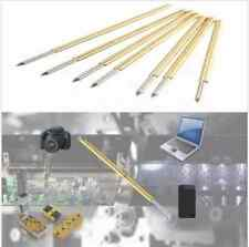 50pcs P100-B1 Dia 1.36mm 180g Spring Test Probe Pogo Pin