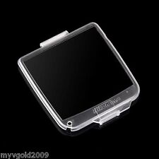 for Nikon D200 LCD Screen Hard Plastic Protector,BM-6 Screen Cover