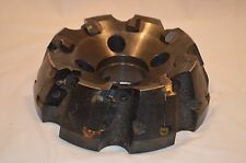 """Carboloy 3130 Max RPM Milling Cutter R220.60-808.00-CH 2.5"""" arbor 8"""" Shell Face"""