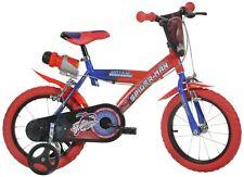 BIKE SPIDERMAN 14 BICYCLE CHILD DINO BIKES FOR KIDS 95-127CM