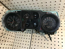 1973 - 1977 PONTIAC GRAND PRIX, GRAND AM, LEMANS  DASH CLUSTER