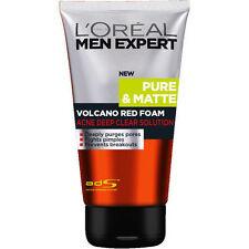 L'OREAL MEN EXPERT PURE &MATTE VOLCANO RED FOAM 100ml