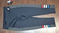 WOMENS FILA Sport Leggings Leggin Pants Workout Cropped Capris Running Small