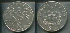 SAMOA 1978 - 1 Dollar in stgl.! COMMONWEALTH GAMES Marathon