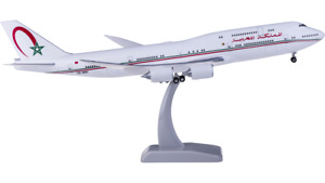 Hogan Wings 11618, Boeing 747-8  MOROCCO GOVERNMENT CN-MBH,1:200