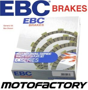 EBC CK FRICTION CLUTCH PLATE SET FITS DERBI GPR 50 Replica 1999-2005