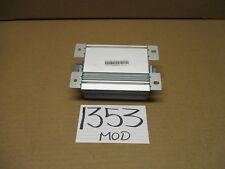 2011 Ford Taurus Radio Amplifier Audio Control Module Computer #1353-MOD