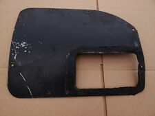 Jeep Wrangler YJ Automatic Shifter Plate Mount,Tunnel Tub Floor Plate, OEM 87-95