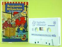 Benjamin Blümchen 96 der Bananendieb KIOSK Hörspiel MC Kassette