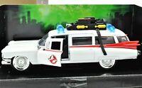 Model Car Cadillac Ghostbusters ECTO-1 Film Scale 1:3 2 Car Model diecast