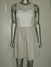 Kensie Women's Sheath Dress Size 10 White